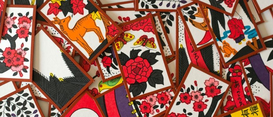 «Hanafuda b1» de Japanexperterna, licenciada bajo CCBYSA
